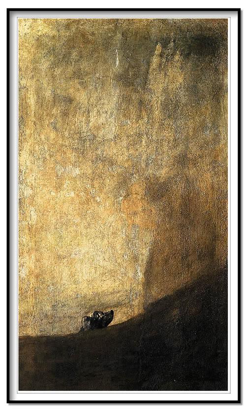 Goya-Dog-1820-3